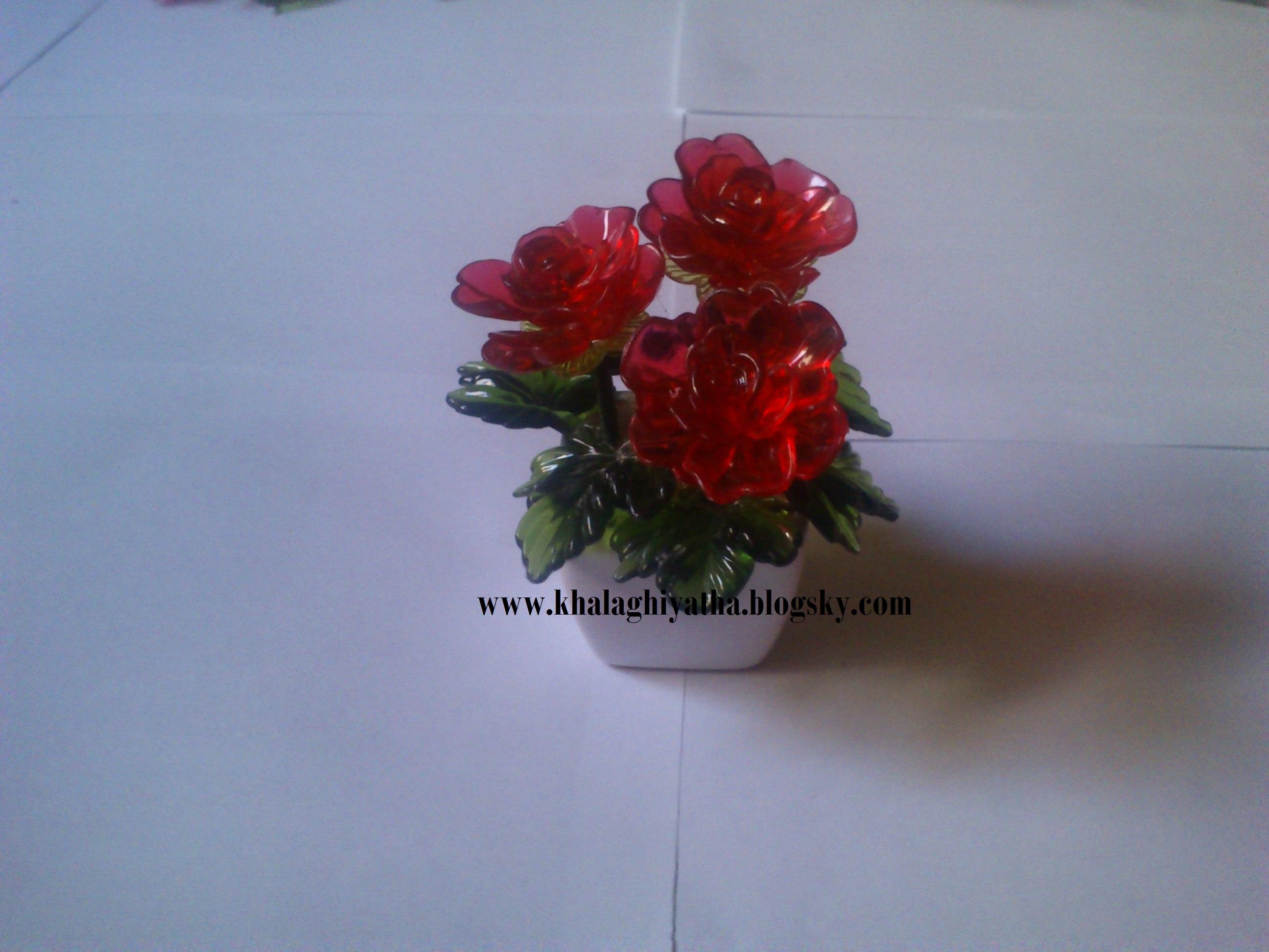 عکس گل قاشقی