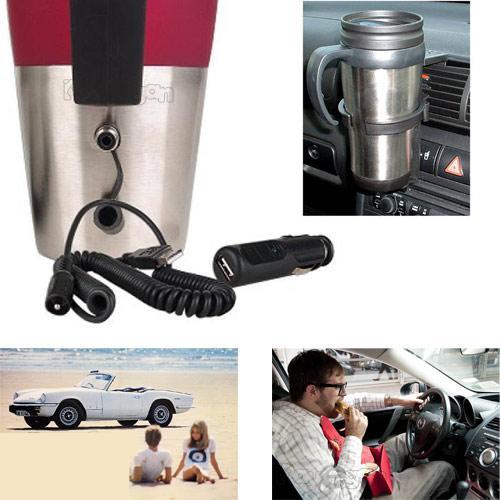 چای ساز و قهوه ساز فندکی خودرو