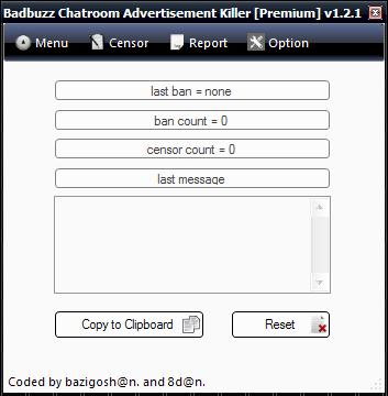 BADBUZZ CHATROOM ADVERTISEMENT KIllER  [Premium] 1.2.1 Anti3