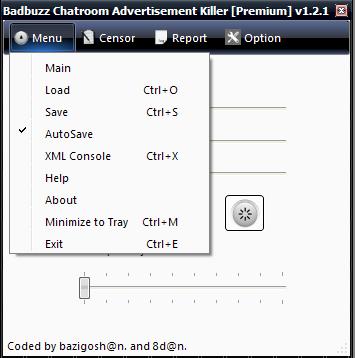 BADBUZZ CHATROOM ADVERTISEMENT KIllER  [Premium] 1.2.1 Anti5