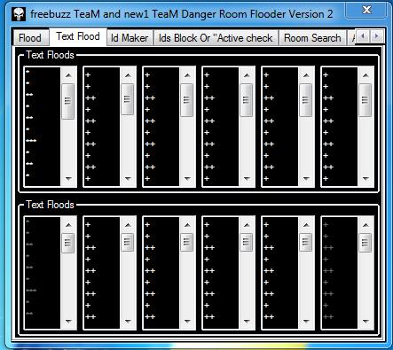 freebuzz TeaM and new1 TeaM Danger Room Flooder Version 2 (Anti Admin) coded by $!_javad(l)jody_!$@n.c and rasolahwazi@n.c 564566544