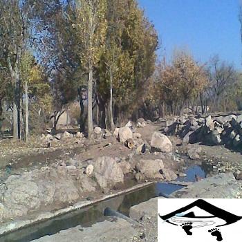 چشمه معدنی آقبلاغ