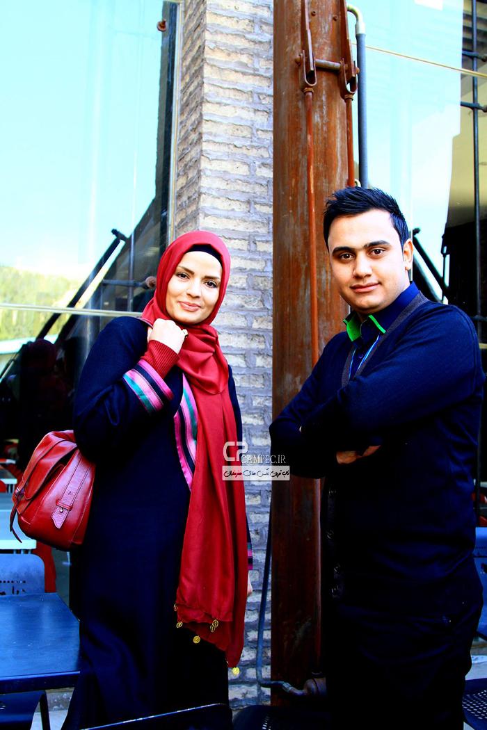 سپیده خداوردی و سجاد منصوری