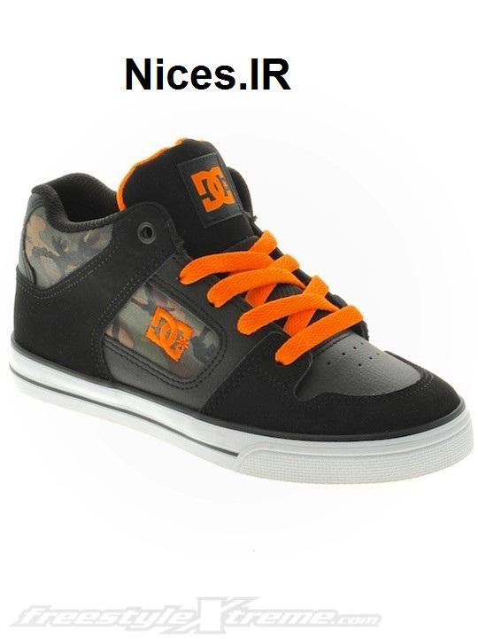 کفش های دی سی