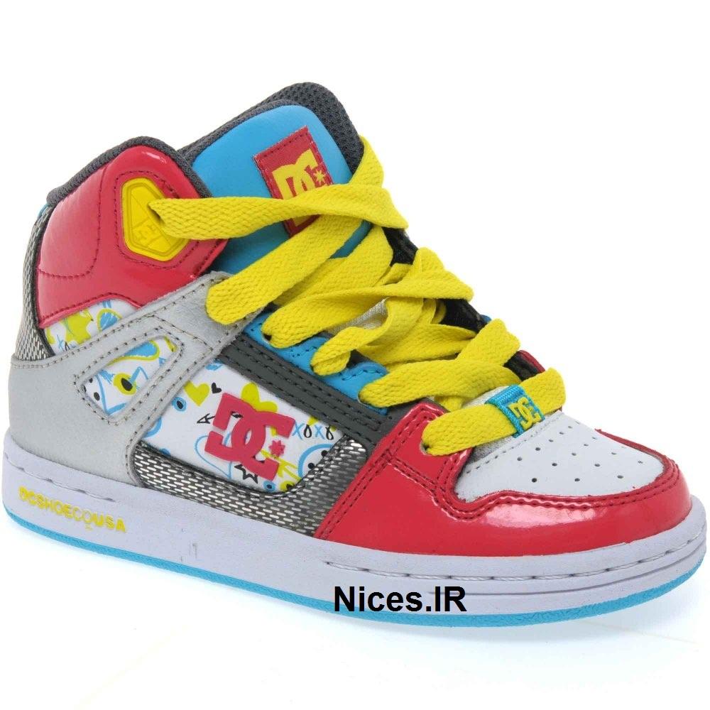 مدل کفش های DC Shoes