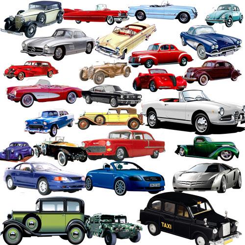 لایه باز ماشین های قدیمی و خارجی
