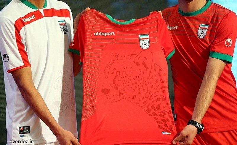 پیراهن تیم ملی در جام جهانی ۲۰۱۴
