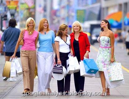 ده عادت جالب خریداران در سراسر جهان