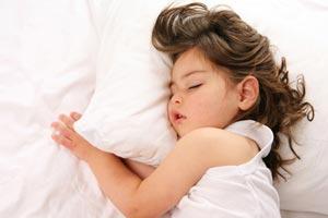 پزشکی: خواب کودکان