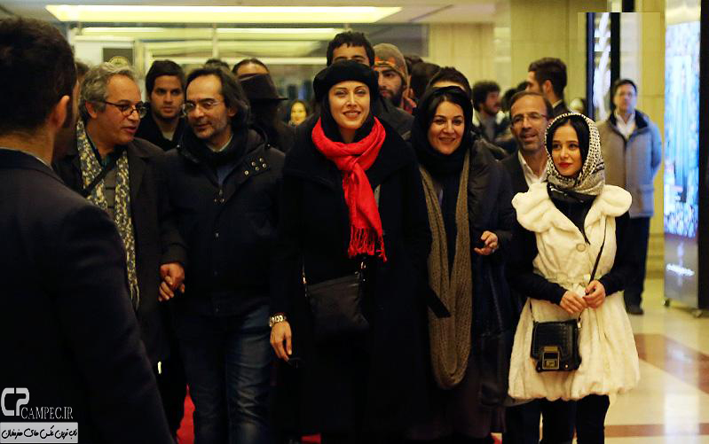 نشست خبری فیلم ناخواسته در جشنواره فیلم فجر