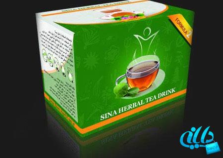 چای لاغری دکتر سینا فرمولاسیون 2