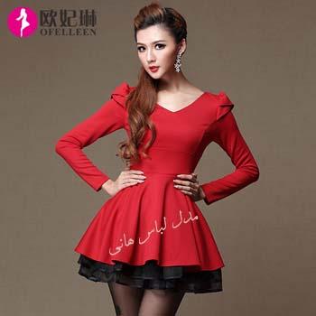 مدل لباس عروسکی کره ای