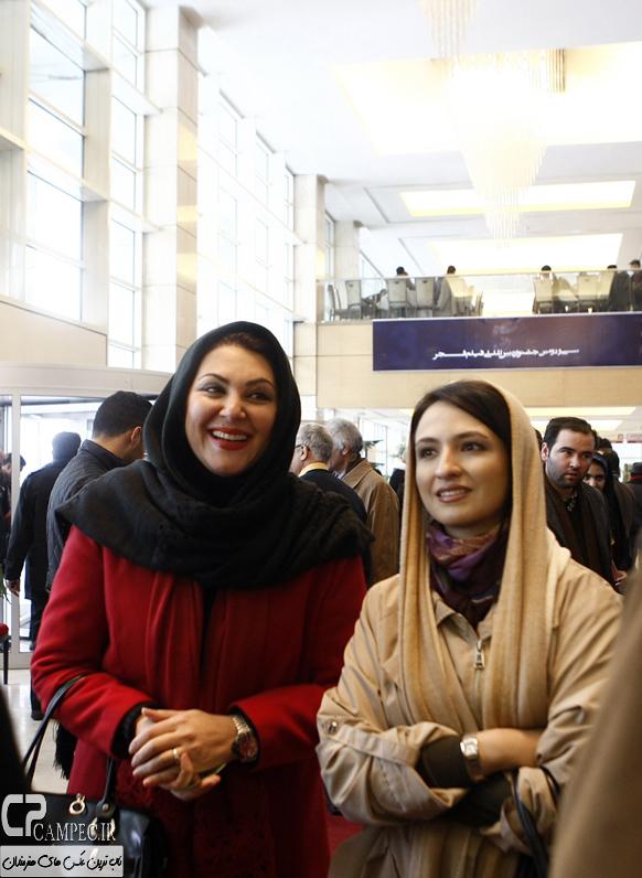 گلاره عباسی و لاله اسکندری