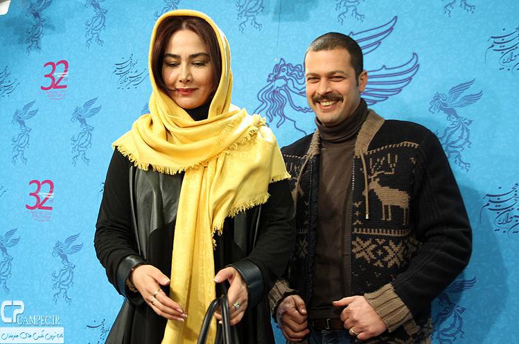 پژمان بازغی و آناهیتا نعمتی