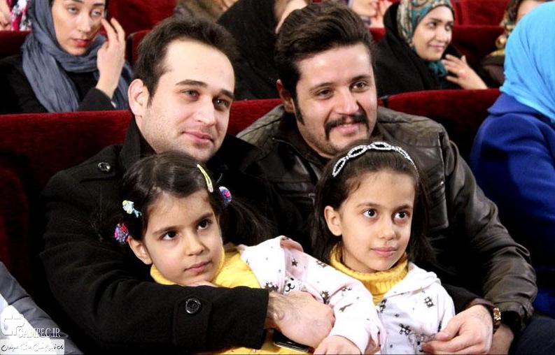 مهران رنجبر و علی تقوا زاده