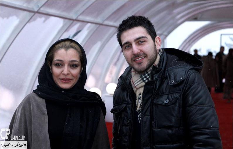 محمد رضا غفاری و ساره بیات