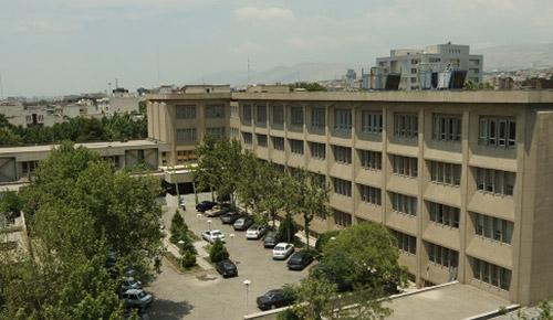 دانشکده مهندسی برق و کامپیوتر دانشگاه تهران