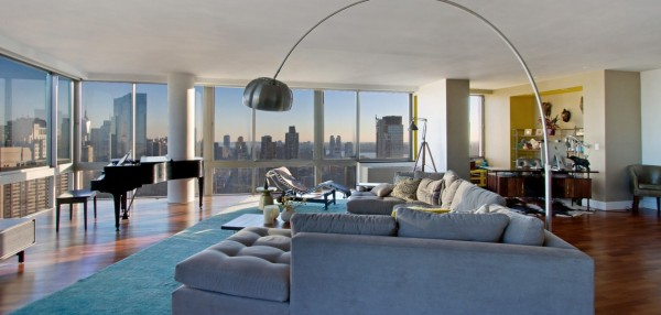 تعداد 10 آپارتمان با دکوراسیون زیبا در نیویورک