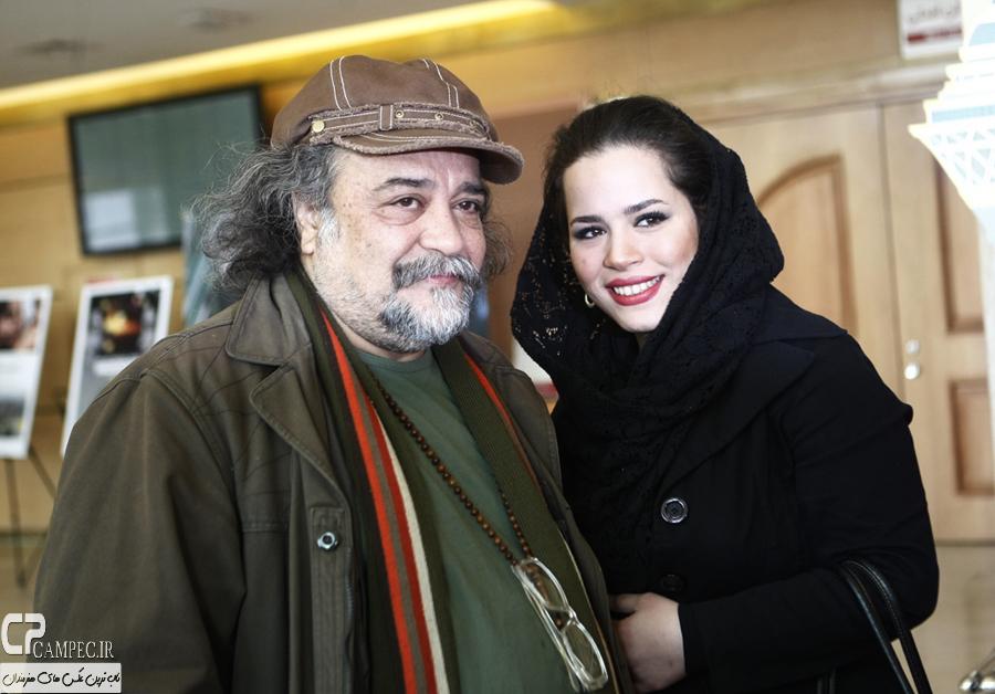 عکس های بازیگران فیلم سینمایی اشباح در جشنواره فیلم فجر