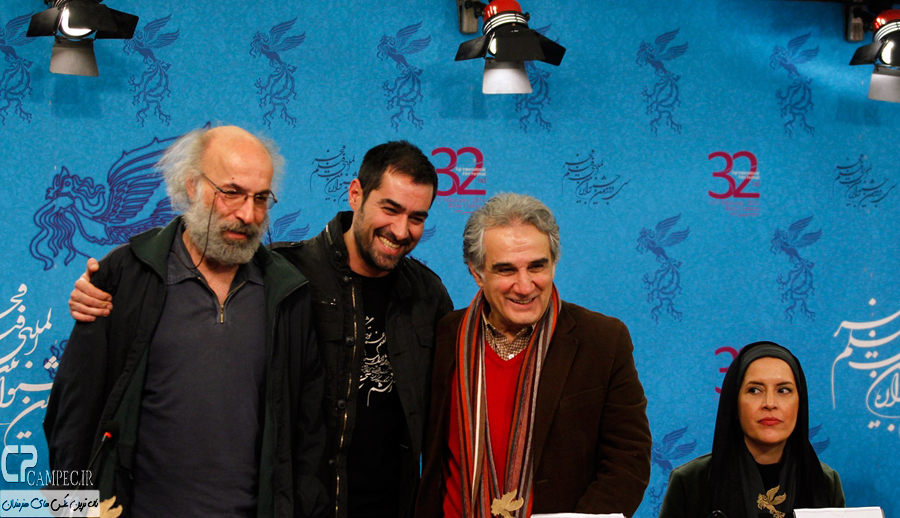 نازنین فراهانی،مهدی هاشمی،شهاب حسینی،کیانوش عیاری