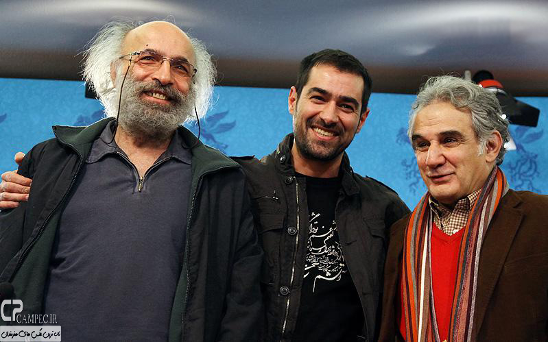 مهدی هاشمی،شهاب حسینی،کیانوش عیاری
