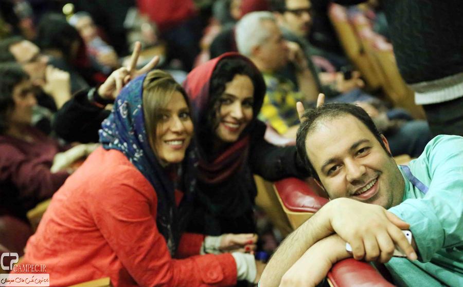 علی اوجی و سحر دولتشاهی