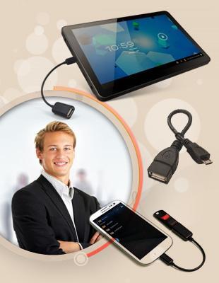 کابل فلش خور گوشی سونی و Huawei هواوی