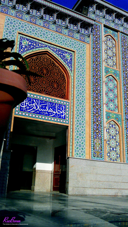 عکس معماری ایران