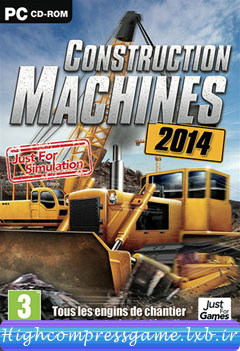 بازی کم حجم Construction Machines