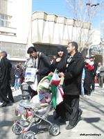 راهپیمایی 22 بهمن 1392