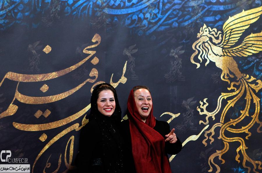 آزیتا حاجیان و دخترش ملیکا شریفی نیا