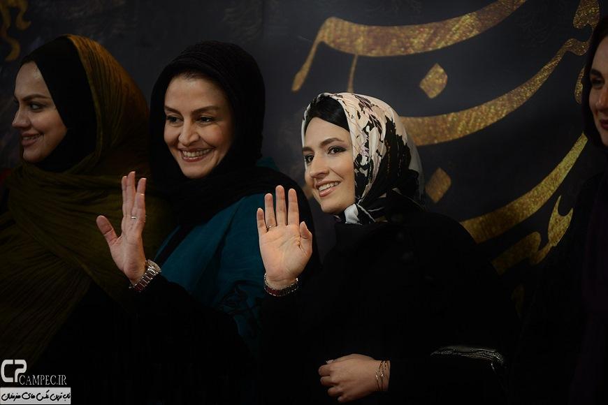 گلاره عباسی و مریلا زارعی