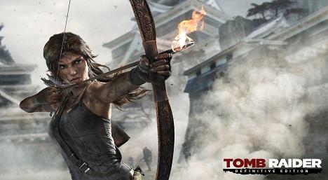 دانلود تریلر مقایسه گرافیک بازی Tomb Raider Definitive Edition