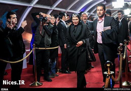حامد بهداد و مادرش