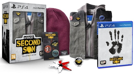 دانلود تریلر بازی inFamous Second Son The Collectors Edition