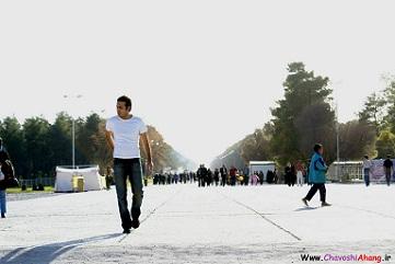 محسن چاوشی در شیراز