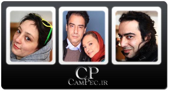 عکس های جدید سحر ولدبیگی و همسرش نیما فلاح
