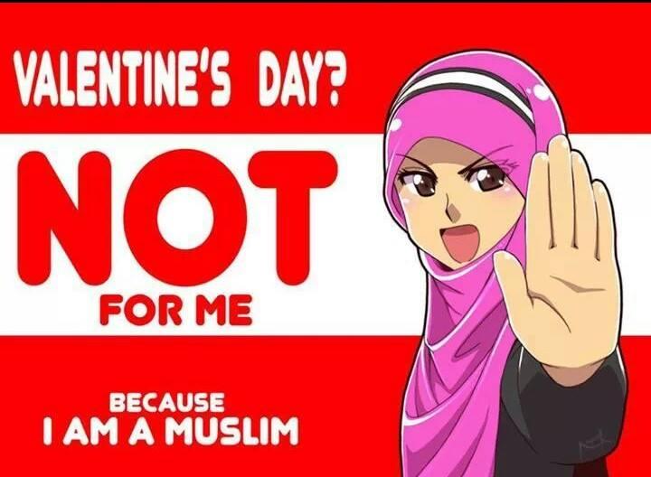 آيا ولنتاين براى مسلمانان است؟!من دين و تمدنم را به