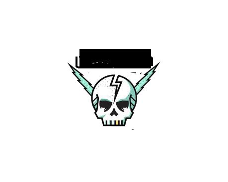 بنرفا - طراحی حرفه ای بنر فلت - طراحی لوگو رایگانلوگوی وب سایت مردگان متحرک