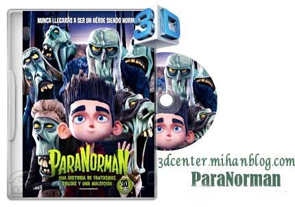 دانلود انیمیشن سه بعدی ParaNorman 3D