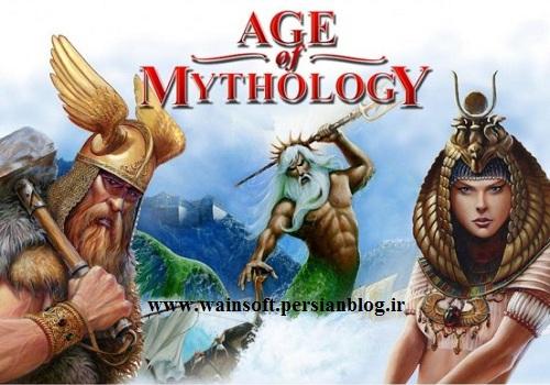 دانلود بازی age of mythology