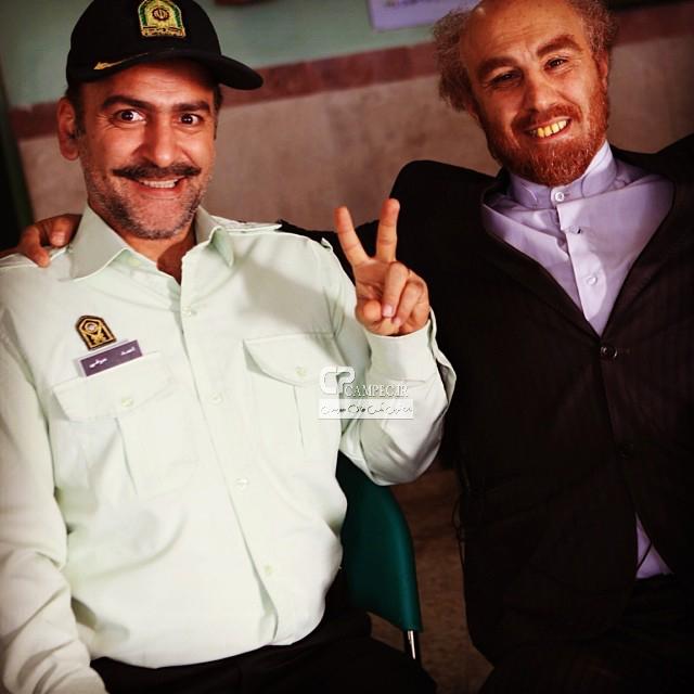 محسن طنابنده و حمید رضا آذرنگ