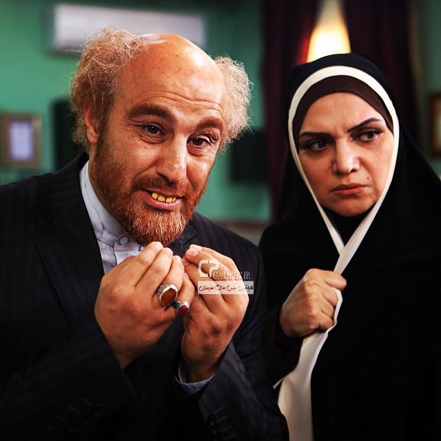 الهام پاوه نژاد و محسن طنابنده