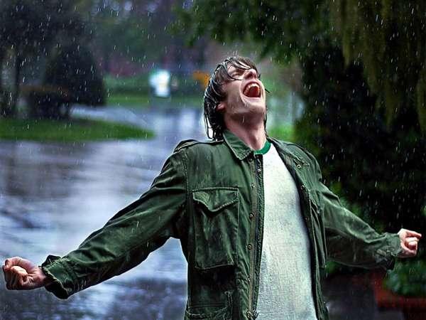 من باشم و تو باشی و باران، چه دیدنی است
