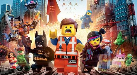 دانلود ترینر بازی The LEGO Movie Videogame