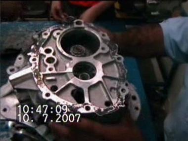 فیلم آموزش تعمیر موتور پژو 405