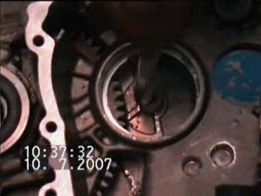 فیلم آموزش تعمیر گیربکس پژو 405