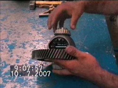 فیلم آموزش تعمیرات و عیب یابی گیربکس پژو 405