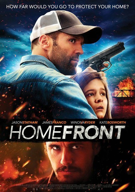 Homefront Movie 2013 دانلود فیلم Homefront 2013 bluray 720p