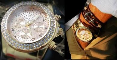 فروش ساعت مچی رولکس طلایی زنانه مردانه